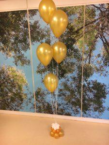 Themafeest met ballonnenhondje als decorateur